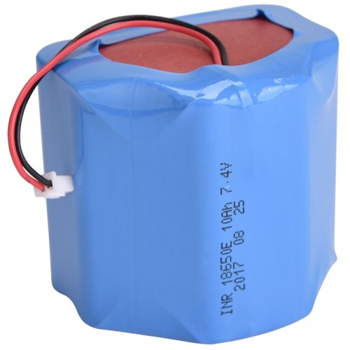 Akumulátor 7,4V Li-ion 9,6Ah EXTOL LIGHT 43128B