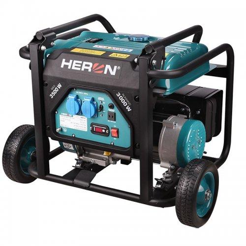 Benzínová elektrocentrála 5,5kW Heron 8896140